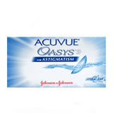 ACUVUE OASYS WITH HYDRACLEAR PLUS for ASTIGMATISM